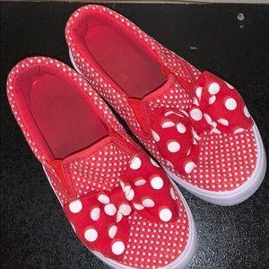 Minnie Mouse slip ones